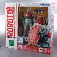 ROBOT魂 GM Ver.ANIME