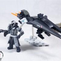 Mega Construx SV-34 RavenSteel套