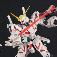 SHCM-pro 独角兽高达